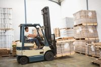 Forklift-Material Handling